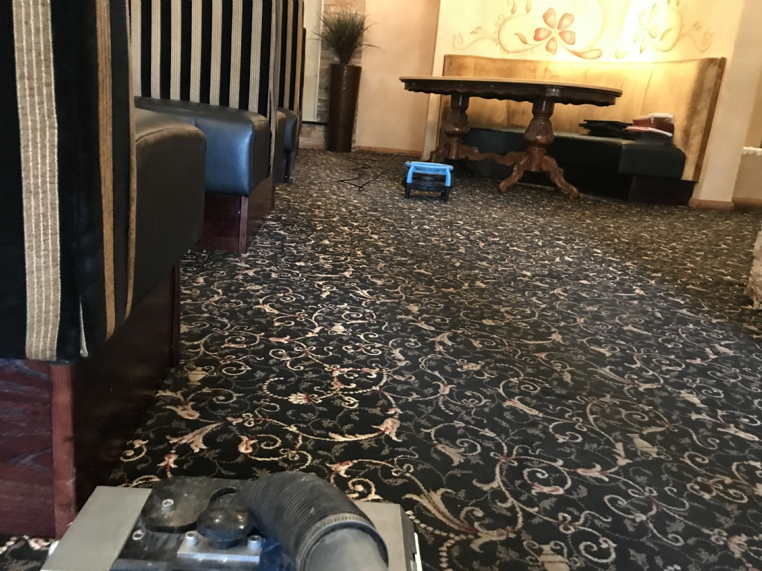 Carpet cleaning Ballymena