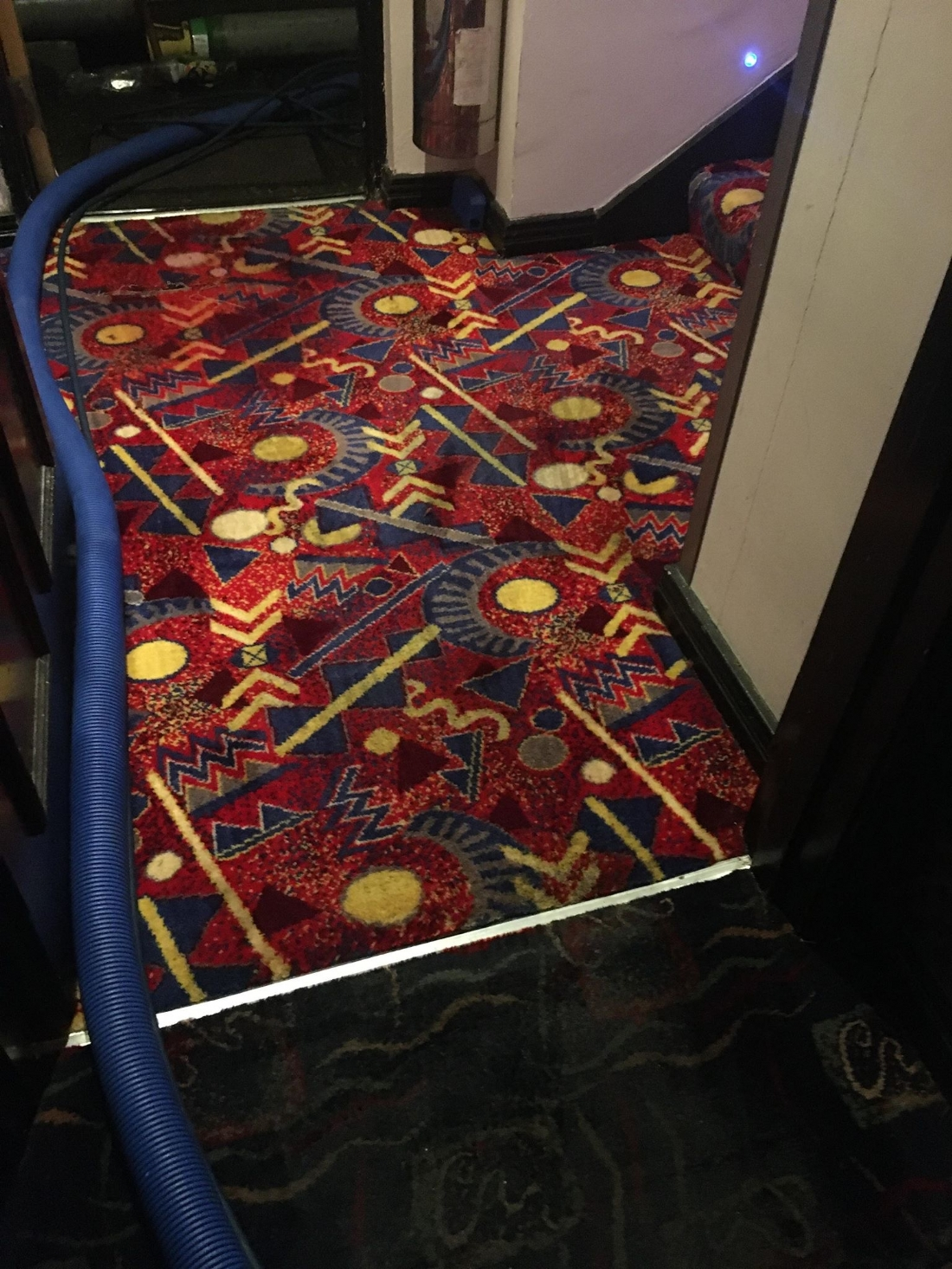 Indian Restaurant Carpet cleaning Newtownabbey