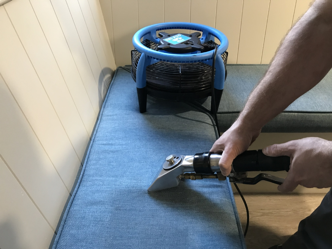 Carpet and upholstery cleaning Carrickfergus