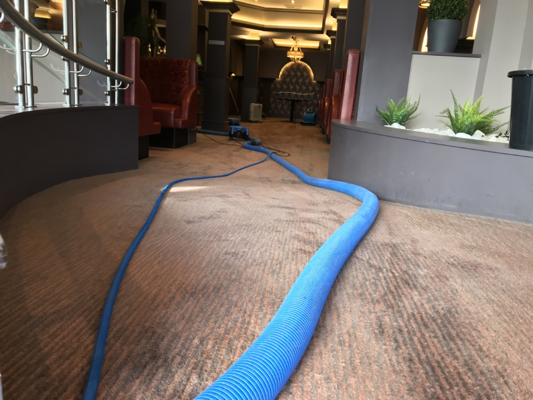 Commercial carpet cleaning Carrickfergus