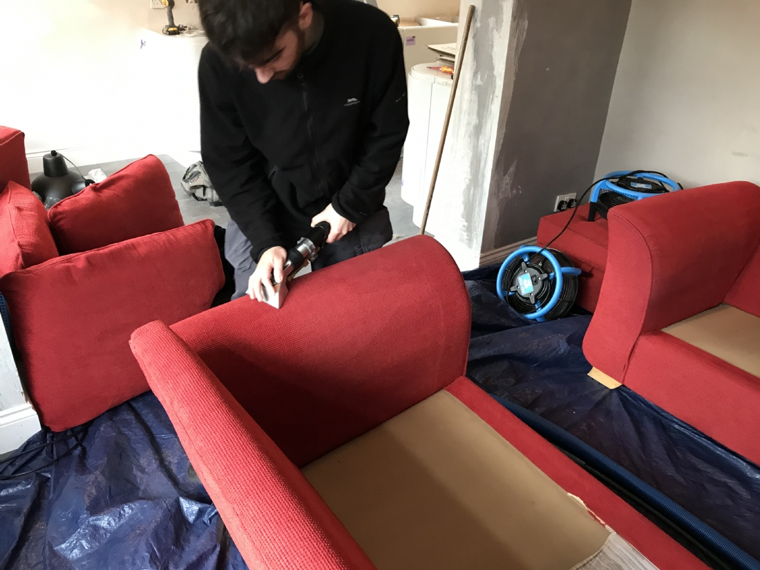 Upholstery Cleaning Hollywood