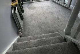 Carpet cleaners tile and grout cleaners Comber
