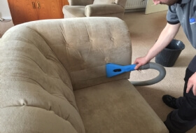 Carpet and upholstery cleaning Bangor