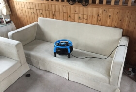 Upholstery cleaning Belfast