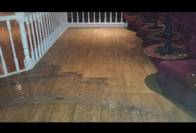 Hard floor cleaning Belfast