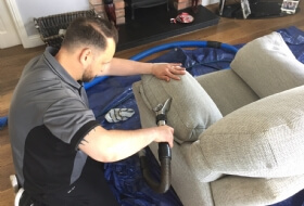 sofa cleaning Belfast